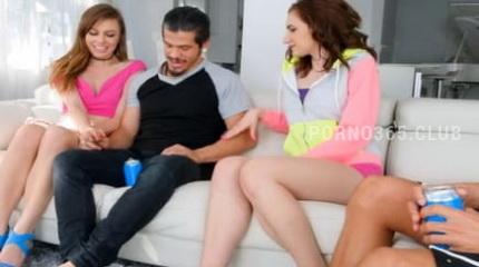 Фото пробы в групповухе, порно русские друг и муж
